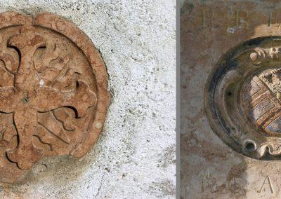 Wappen in Lienzing | © Uli Reiter