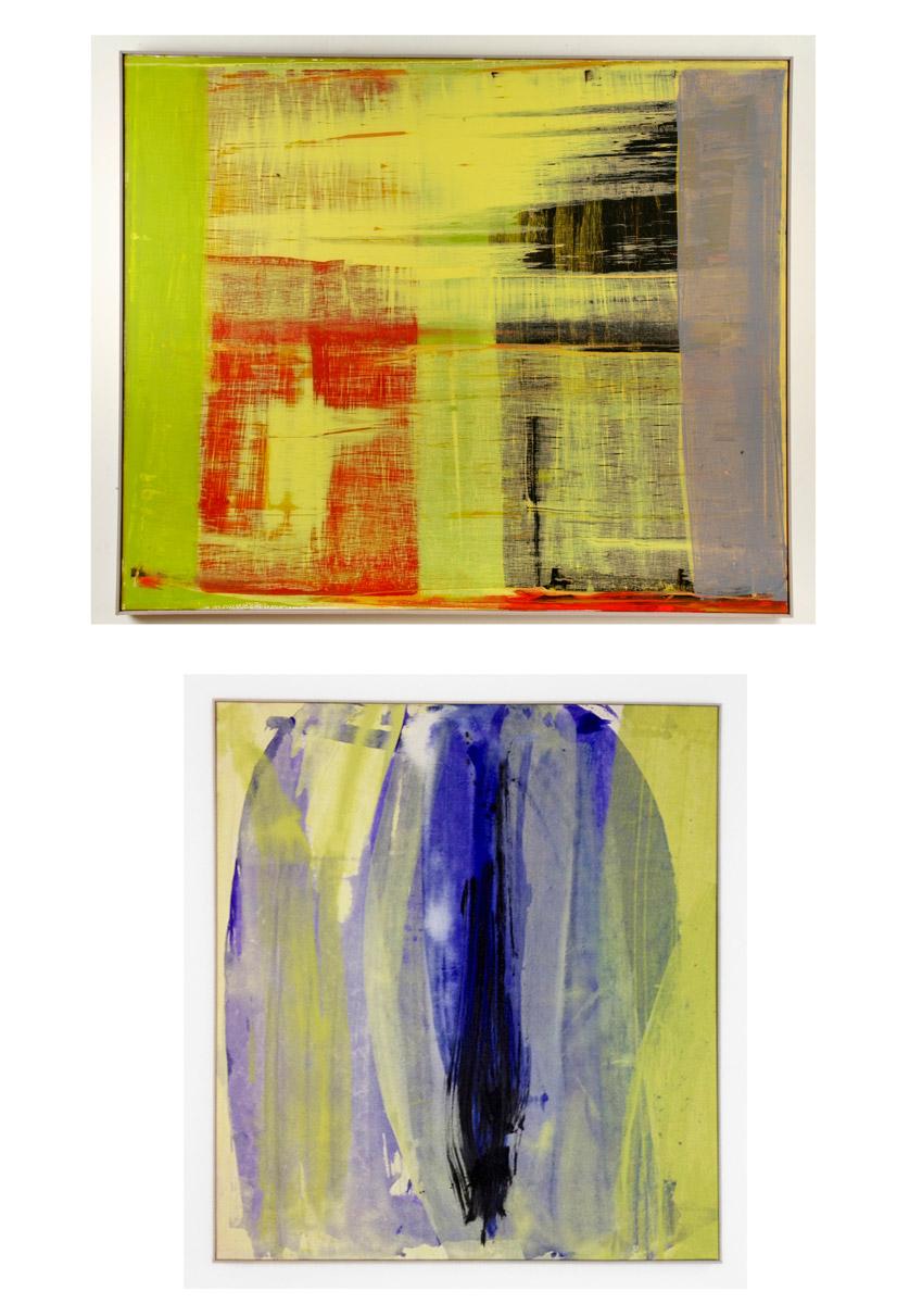 Malereien von Fred Seibt | © Uli Reiter